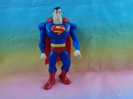 2011 McDonald's DC Comics Justice League Superman Action Figure - $2.48