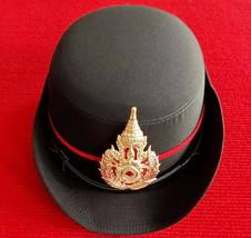Royal Thai Army Cap Uniform Women Sergeant Major First Class Soldier Military - $46.40