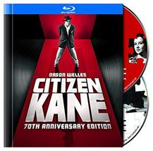 Citizen Kane 70th Anniversary Edition (Blu-ray + Digibook)