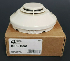 HONEYWELL NOTIFIER FST-851 INTELLIGENT HEAT DETECTOR IDP-HEAT image 1