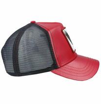 Goorin Bros Snapback Mesh Cap Red Big Bird Freedom Eagle Trucker Hat 101-0842 image 2