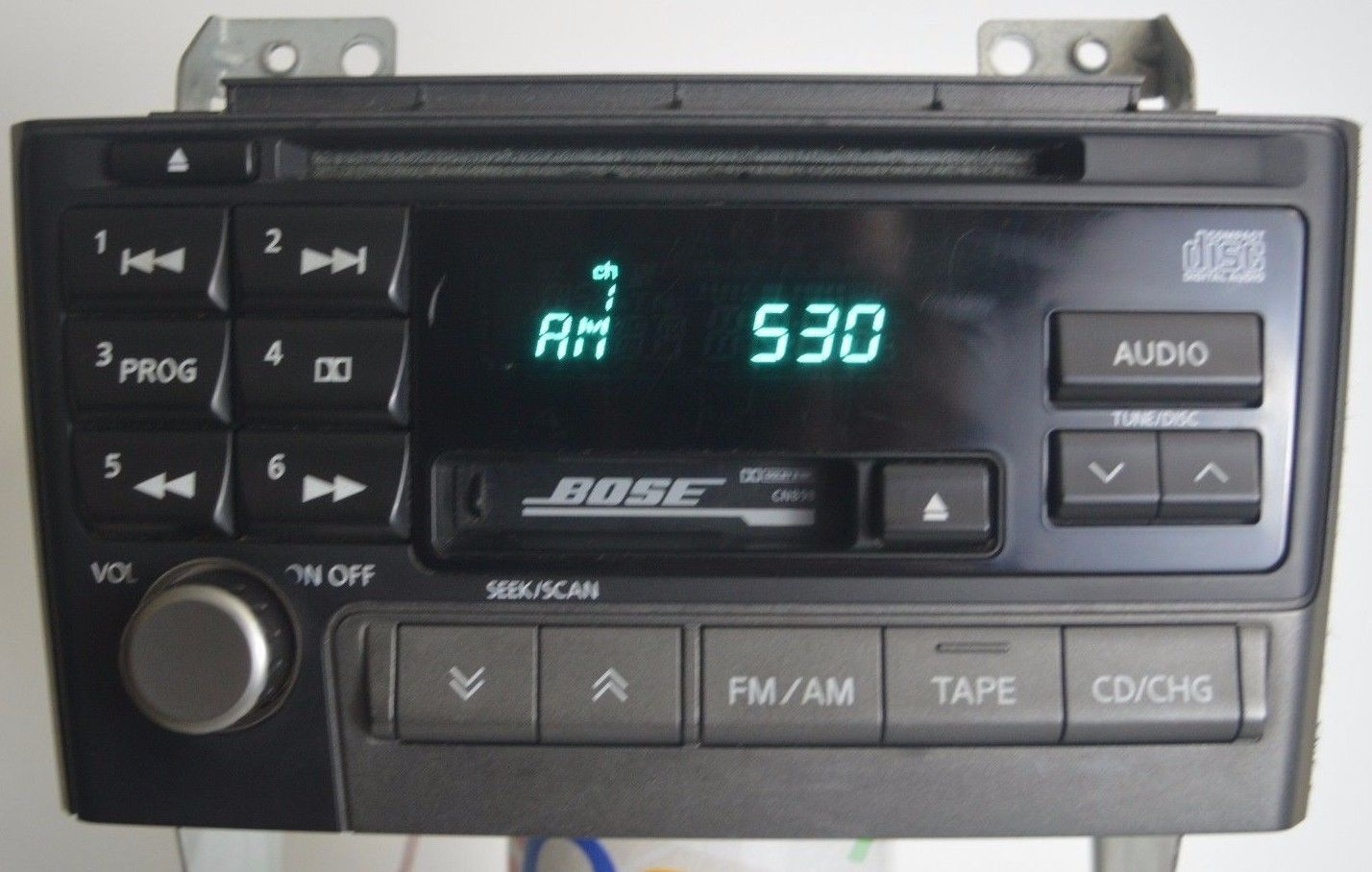 00 01 2000 2001 Nissan Maxima Oem Bose Radio And 16 Similar Items S L1600