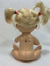 Baby Alive Hasbro 2013 Blonde Doll Interactive Talking Bilingual English Spanish image 9