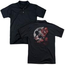 Batman - Robin Spotlight (Back Print) Mens Regular Fit Polo - $24.99+