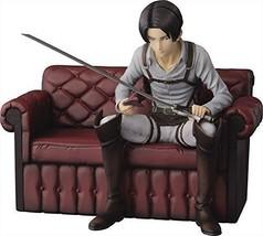 NEW Ichiban Kuji Shingeki Attack on Titan B Prize Levi Figure Banpresto F/S - $46.13