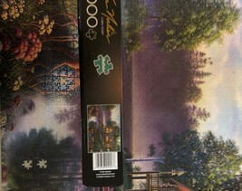 Buffalo Games Jigsaw Puzzle 2000 Pieces CABIN FEVER 38.5 x 26.5 In with Poster image 3