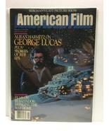 American Film Magazine :  June 1983  -  George Lucas Star Wars Cover (FN... - $14.20