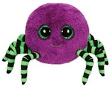 Cm crawly purple halloween spider plush regular stuffed animal collection doll toy thumb155 crop