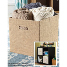 Better Homes and Gardens Collapsible Fabric Sto... - $17.63