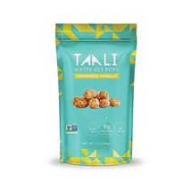Taali NEW Sweet Cinnamon Vanilla Popped Water Lily Puffs 6 Resealable Bags   Sat