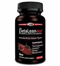 Pharma Series - BETALEAN-SCA Extreme Thermogenic Fat Burner - 60 caps (b... - $19.79