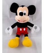 "Disney Mickey Mouse Plush 9.5"" Just Play Stuffed Animal toy - $4.46"