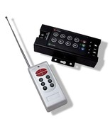 Flashtech Fusion RF Wireless RGB Color Change controller with RF Remote - $37.97
