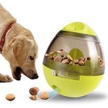 Interactive Dog Toy Entertaining Pet Food Treat Ball Dispensing Slow Fee... - $14.42