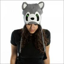 BW Designs Tanuki (Raccoon) Laplander Beanie Brand NEW! - $19.99