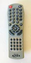 Apex RM1115 TV Remote Control  - $14.99