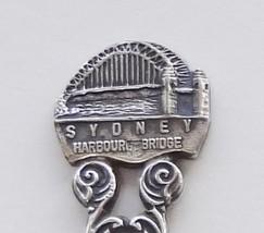 Collector Souvenir Spoon Australia Sydney Harbour Bridge Figural - $12.99