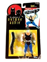 Bane Action Figure Adventures of Batman & Robin Animated Series 1994 Kenner DC  - $12.82