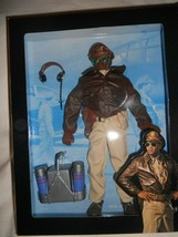 Gi Joe Classic Collection Wwii Tuskegee Airmen Bomber Pilot NEW!1996 Kenner - $26.61