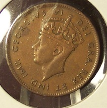 KM# 18 Newfoundland 1942 Penny VF+ #0982 - $0.99
