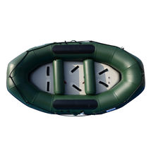BRIS 1.2mm 9.8ft Inflatable White Water River Raft Inflatable Boat Floating Tube image 10