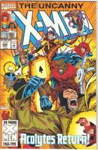 The Uncanny X-Men Comic Book #298 Marvel Comics 1993 NEAR MINT NEW UNREAD - $3.50