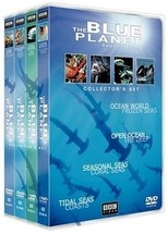 DVD - The Blue Planet - Seas of Life Collector's Set (Parts 1-4) 4-DVD  - $47.85