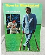 Sports Illustrated September 2 1968 Ken Harrelson Boston Red Sox NO Label - $16.69