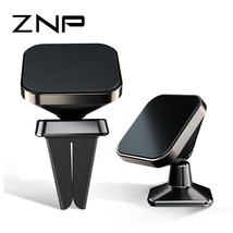 ZNP 3 STYLE Magnetic Car Phone Holder Stand For iPhone X 8 7 Samsung S8 ... - $8.59