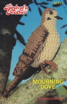 Birds of a Feather Mourning Dove, Annie's Attic Crochet Pattern Leaflet 87T11 - $5.95