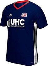 NEW MLS ADIDAS NEW ENGLAND REVOLUTION Men's XL Short Sleeve Training Top... - $44.99