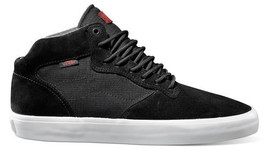 VANS Piercy Ballistic Black Men's Sk8 HI Shoes MEN'S 6.5 WOMEN'S 8 - $34.95