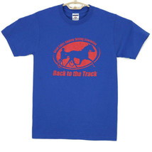 Great Lakes Amateur Driving Assoc Sulky Harness Racing T-Shirt Shirt Sma... - $39.55