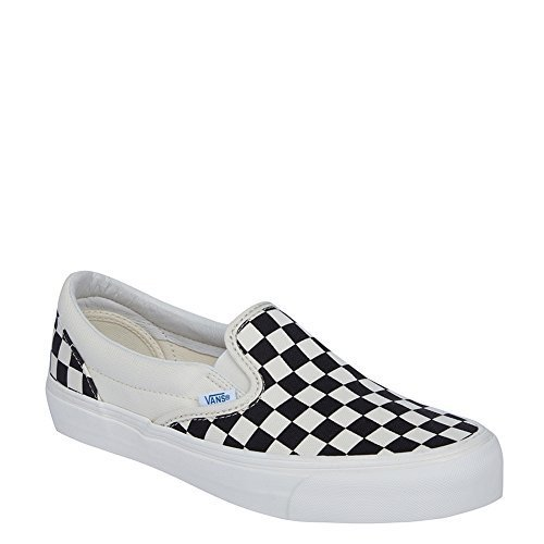 Vans Classic OG Classic Slip-On LX Sneakers VN000UDFF8L Black/White Checkerboard