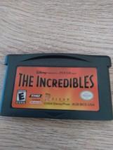 Nintendo Game Boy Advance GBA Disney*Pixar The Incredibles image 2