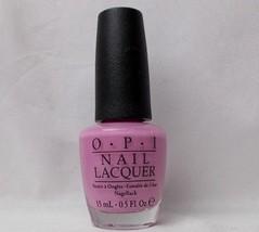 "OPI Nail Lacquer  "" Lucky Lucky Lavender ""  .5 oz. Bottle - $7.66"