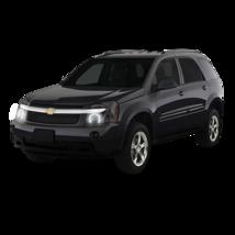 for Chevrolet Equinox 05-09 White LED Halo kit for Headlights - $76.63