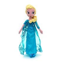 Disney Store Authentic Frozen Elsa Plush Doll - New - $29.99