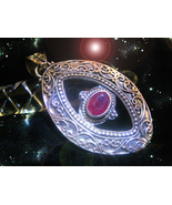 HAUNTED NECKLACE ASCENDED MASTERS GIFTS OF FIERY LOVE RARE SECRET MAGICK  - $9,300.77