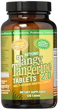 Beyond Tangy Tangerine Tablets 2.0 120 tablets