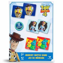 Toy Story 4™ Memory Match Game  - $7.00