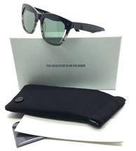 Grey Ant Black Sunglasses  PUBLIC LIGHT  48 mm UV Protetion MSRP $260 - $96.97