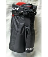 CCM Jetspeed ST350 Senior Hockey Pants - Black - $59.99