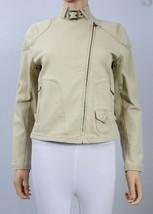 Lauren Ralph Lauren women's Denim Khaki Trucker Jacket size Small - $32.76