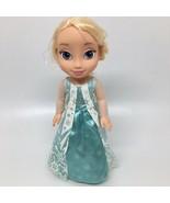 Disney's Frozen Elsa 13 inch Doll- Beautiful Reflective Eyes - $12.19