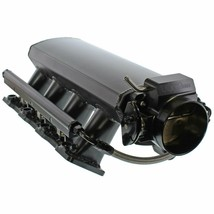 LS LSX LS1 LS2 LS6 Fabricated Intake Manifold Kit Throttle Body & Fuel Rails image 1