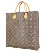 Authentic Louis Vuitton Sac Plat Monogram Tote Shopping Bag Purse #35437 - $329.00