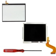 Upper top LCD + bottom touch screen for Nintendo DSi NDSi + Tirwing - $13.71