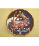 SHAQUILLE O'NEAL Mini collector plate NBA Basketball SPORTS IMPRESSIONS ... - $19.00