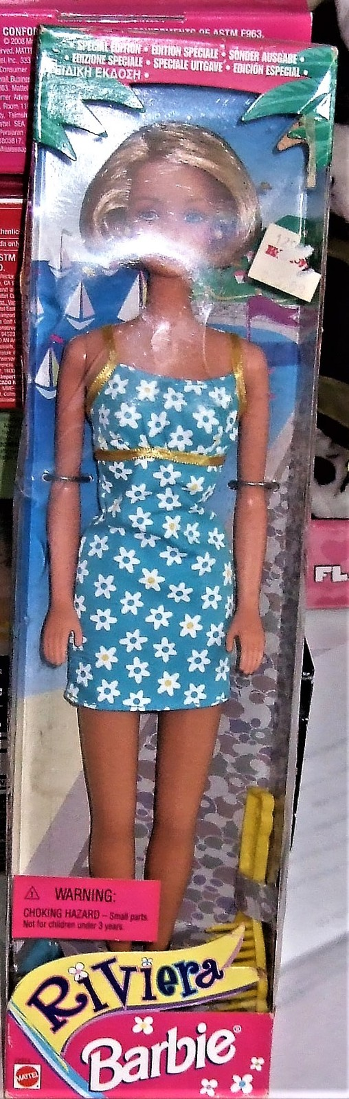 Barbie Doll - Riviera Barbie